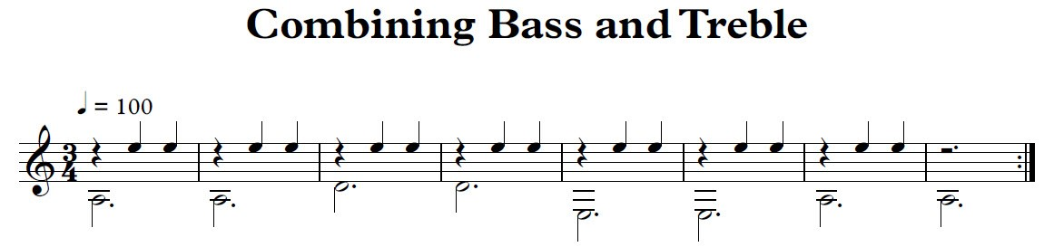 العزف على الكلاسيك جيتار
