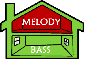 Melody and bass