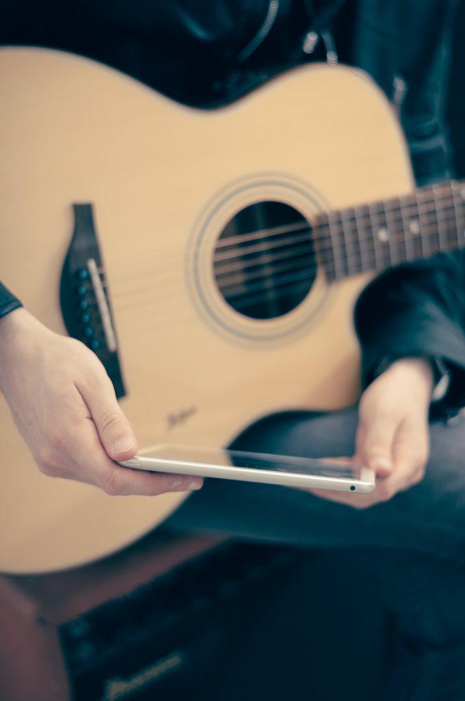 تعلم الجيتار بدون معلم