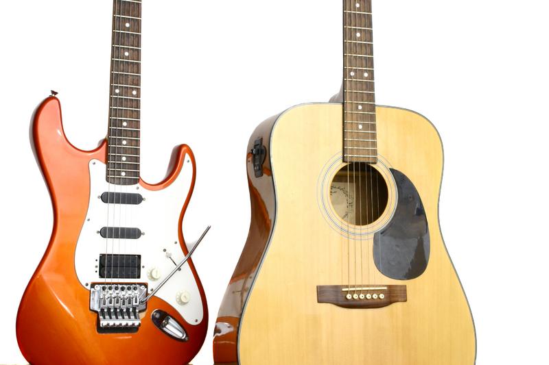 تعلم العزف على الجيتار الأكوستيك
