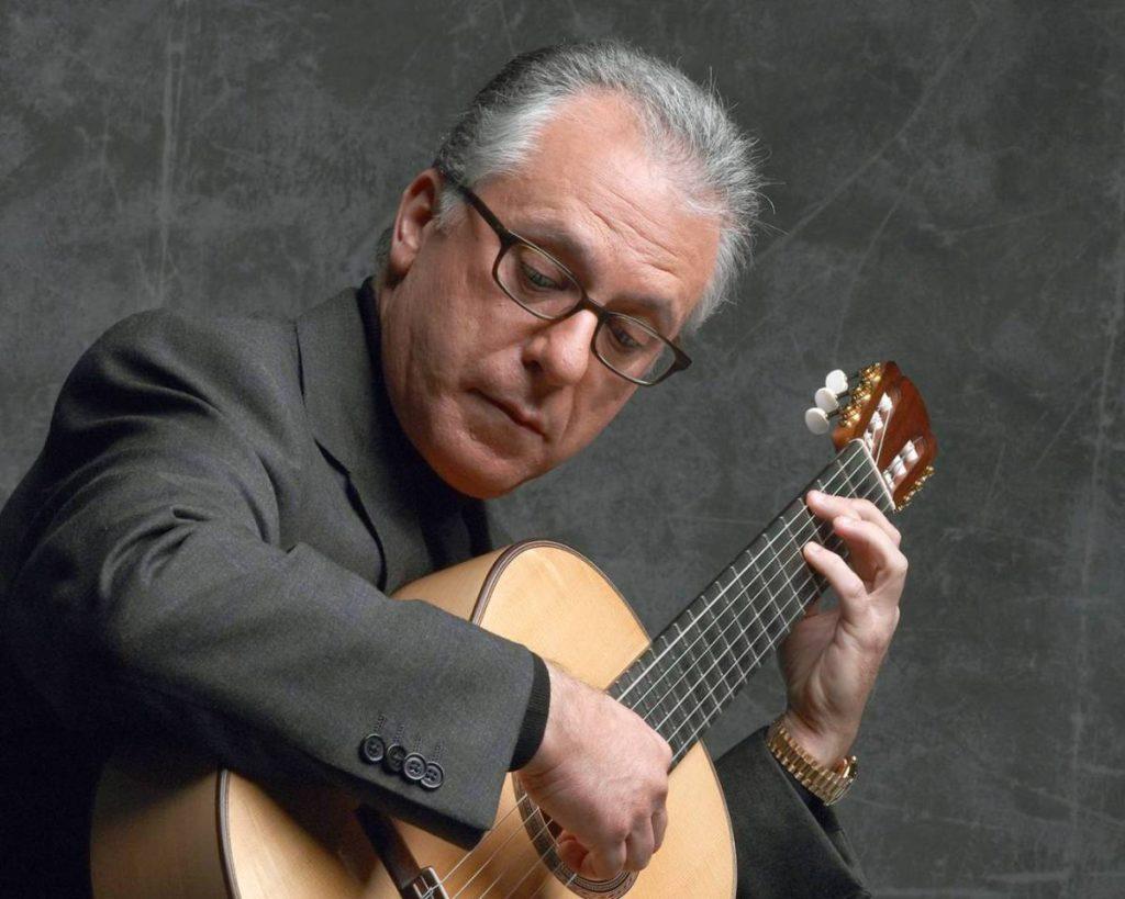عازف جيتار كلاسيكي