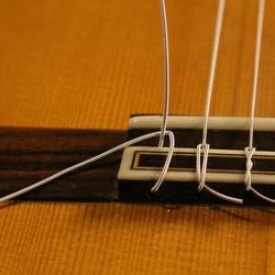 تغيير أوتار الكلاسيك جيتار