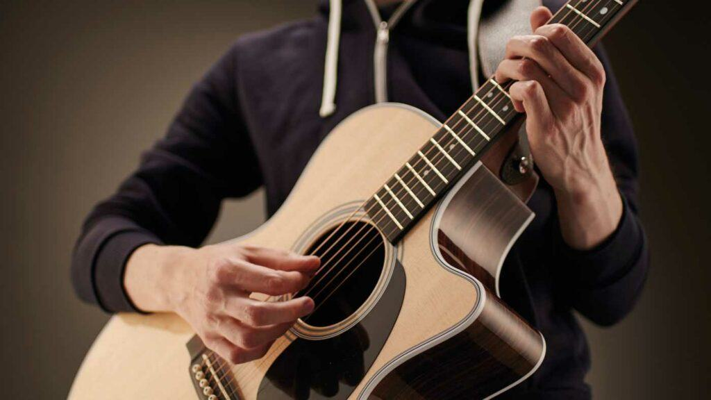 جيتار جديد ام مستعمل