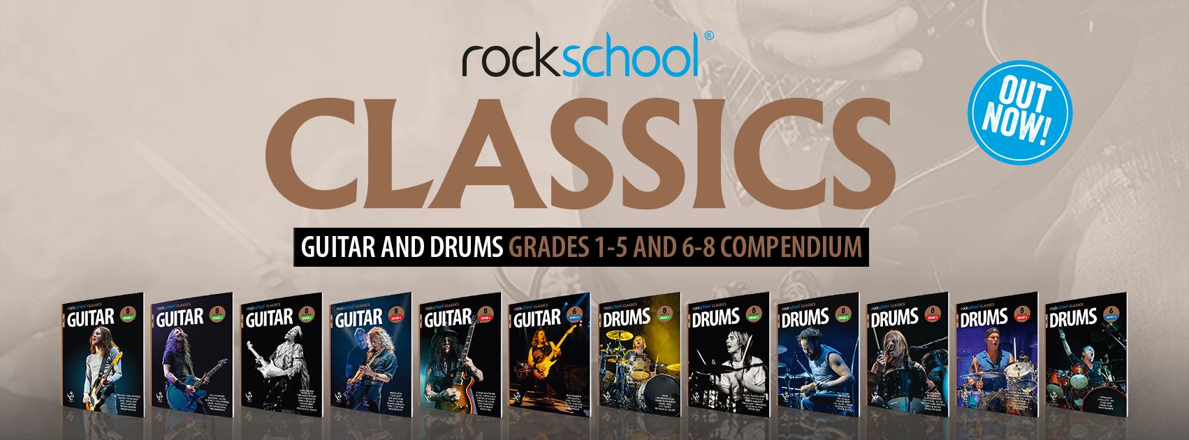 Rockschool Classics