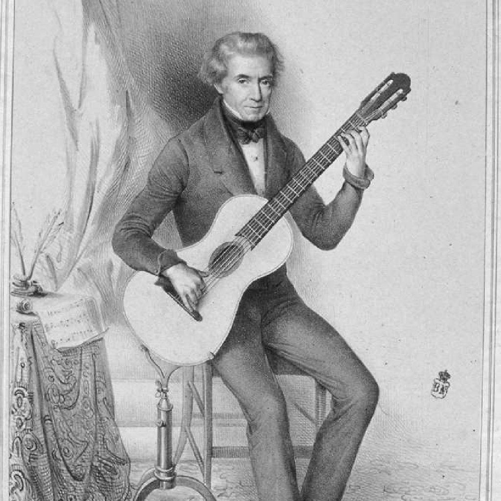 تاريخ الجيتار الكلاسيكي